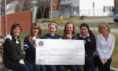 Marymount Academy's Heartthrob Thursday Supports Heart and Stroke Campaign