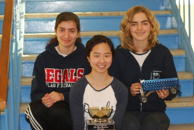Marymount Academy Takes First in Laurentian University Engineering Competition