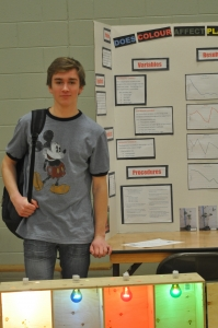 Sizzling Science at SCDSB Science Fair