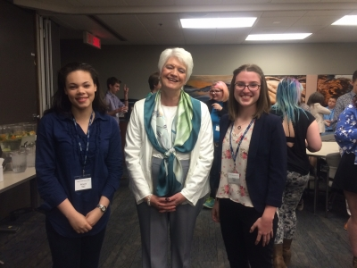 Two SCDSB Students Named to Minister's Student Advisory Council
