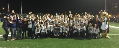 """Marymount Regals' Flag Football Team Captures 5th Straight  Division """"A"""" City Title"""