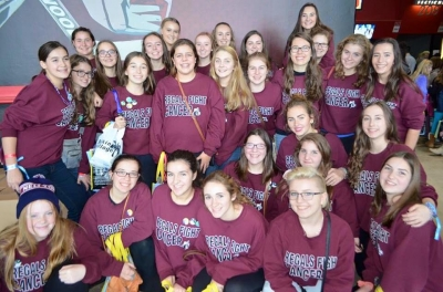 """MMA Regals Inspired to be """"Change Agents"""" At Ottawa WEDay"""