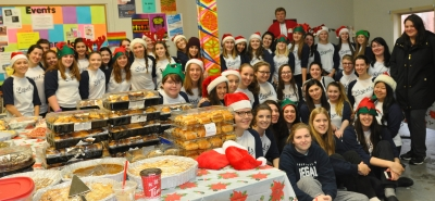 Year 26 for Marymount-S.A.C.Y. Christmas Luncheon Celebration