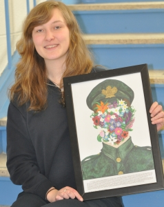 """MMA Student Places Nationally in Historica Canada's """"How We Remember"""" Contest"""
