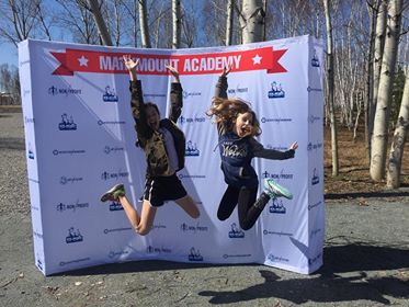 Marymount Academy hosts successful first annual Walk, Bike or Run Fun Day!
