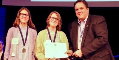 Marymount Academy Shines at 49th Sudbury Regional Science Fair