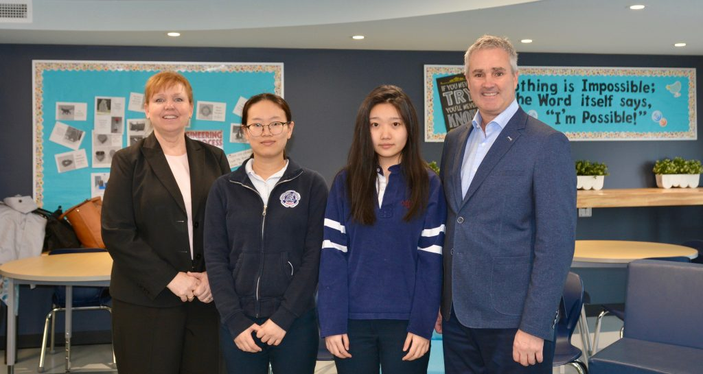 Marymount Students to Receive Scholarships from Laurentian University