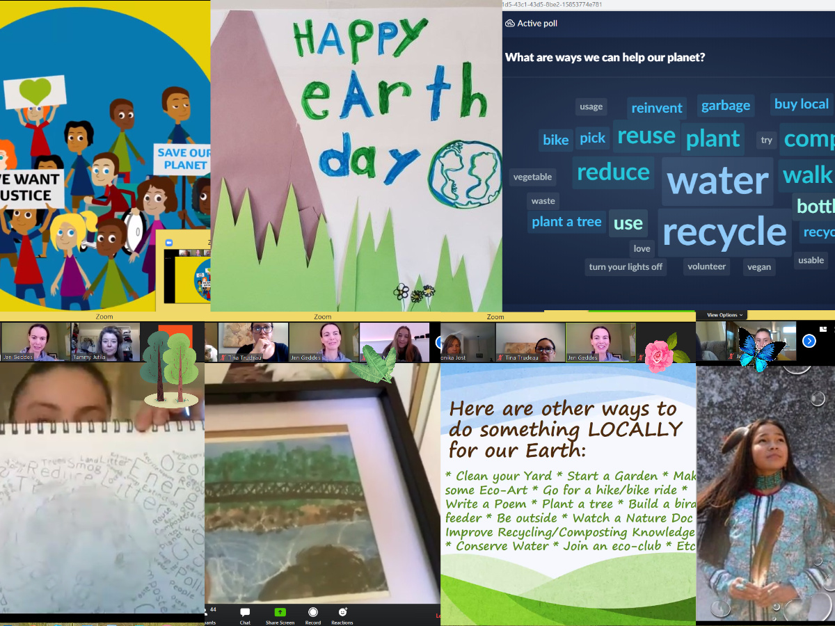 Regals Earth Day Cafe