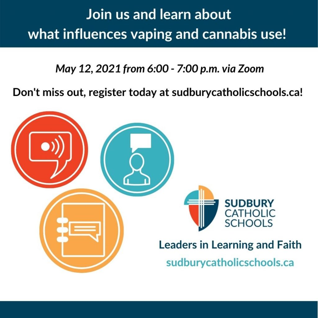 Join Us and Learn What Influences Vaping and Cannabis Use!